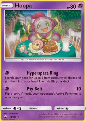 Hoopa - Forbidden Light