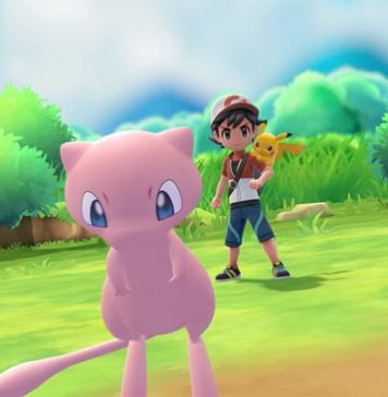 Lets Go Mew