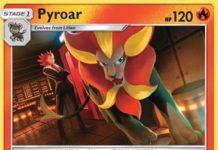 Pyroar - Forbidden Light