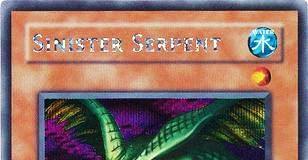 Sinister Serpent