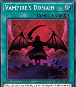 Vampire's Domain
