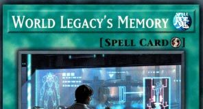 World Legacy's Memory