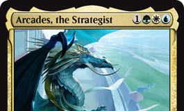 Arcades, the Strategist