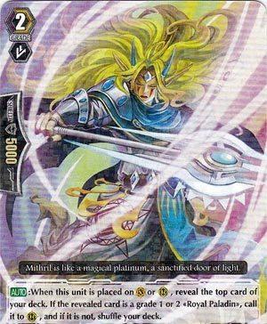 Conjurer of Mithril