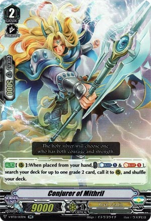 Conjurer of Mithril (V Series)