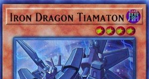 Iron Dragon Tiamaton