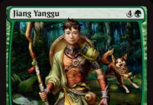 Jiang Yanggu