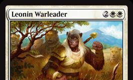 Leonin Warleader