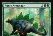 Runic Armasaur