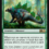 Runic Armasaur – MTG Card Review