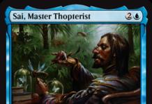 Sai, Master Thopterist