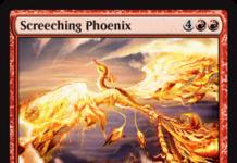 Screeching Phoenix