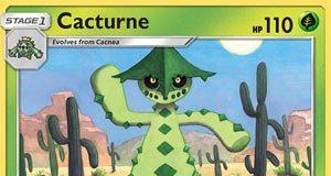 Cacturne - Crimson Invasion