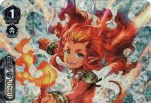 Flame of Hope, Aermo