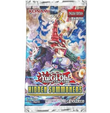 Yu-Gi-Oh! Hidden Summoners Announcement