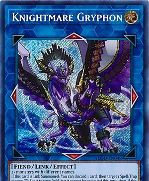 Knightmare Gryphon