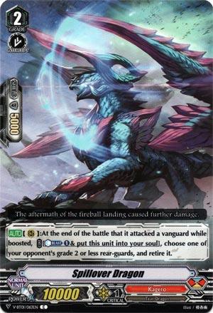 Spillover Dragon