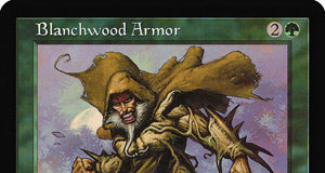 Blanchwood Armor