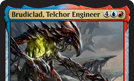 Brudiclad, Telchor Engineer