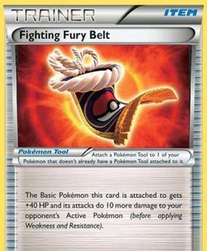 Fighting Fury Belt