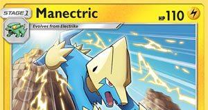 Manectric (Celestial Storm CES 52)