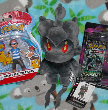 Wickedly Cool Pokémon Swag Emerges from the Shadows!
