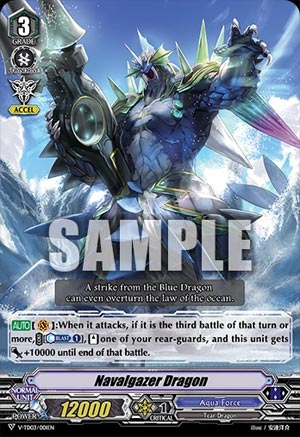 Navalgazer Dragon (V Series)