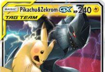Pikachu & Zekrom-GX