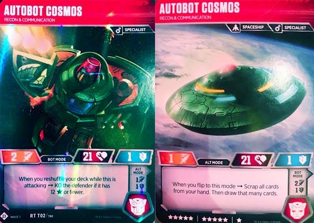 List Of Transformers >> Transformers Tcg Character Card Set List Wave 1 Base Set