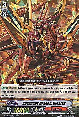 Ravenous Dragon, Gigarex