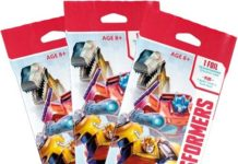 Transformers Booster Packs