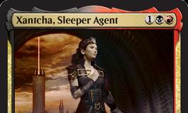 Xantcha, Sleeper Agent
