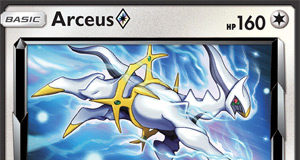 Arceus Prism Star - SM Forbidden Light