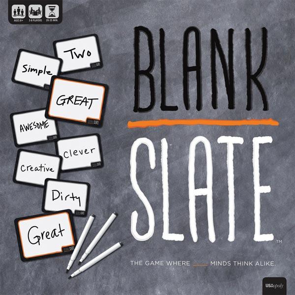 Blank Slate Box