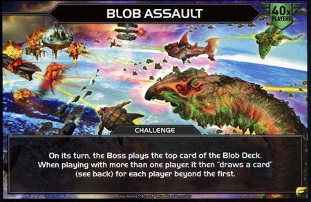 Blob Assault