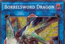 Borrelsword Dragon