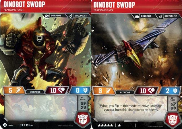 Dinobot Swoop - Fearsome Flyer