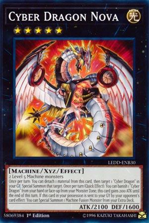 Cyber Dragon Nova