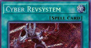 Cyber Revsystem