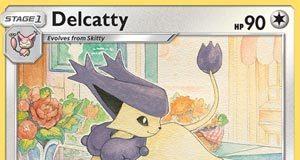 Delcatty (Celestial Storm CES 121)