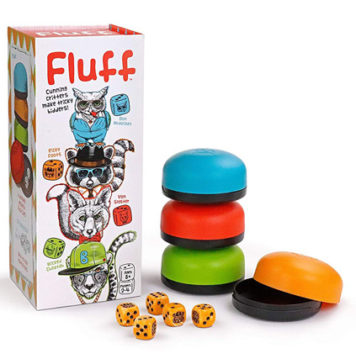 Fluff Fast-Paced Family Bluffing Game