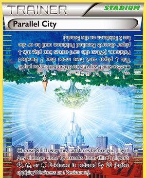 Parallel City - BREAKthrough
