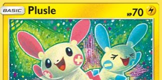 Plusle Shining Legends