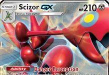 Scizor-GX