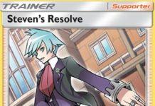 Steven's Resolve