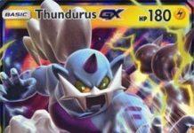Thundurus GX - SM133