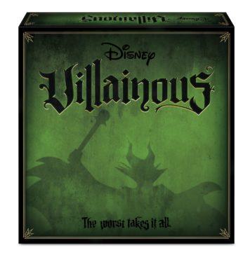 villainous box art