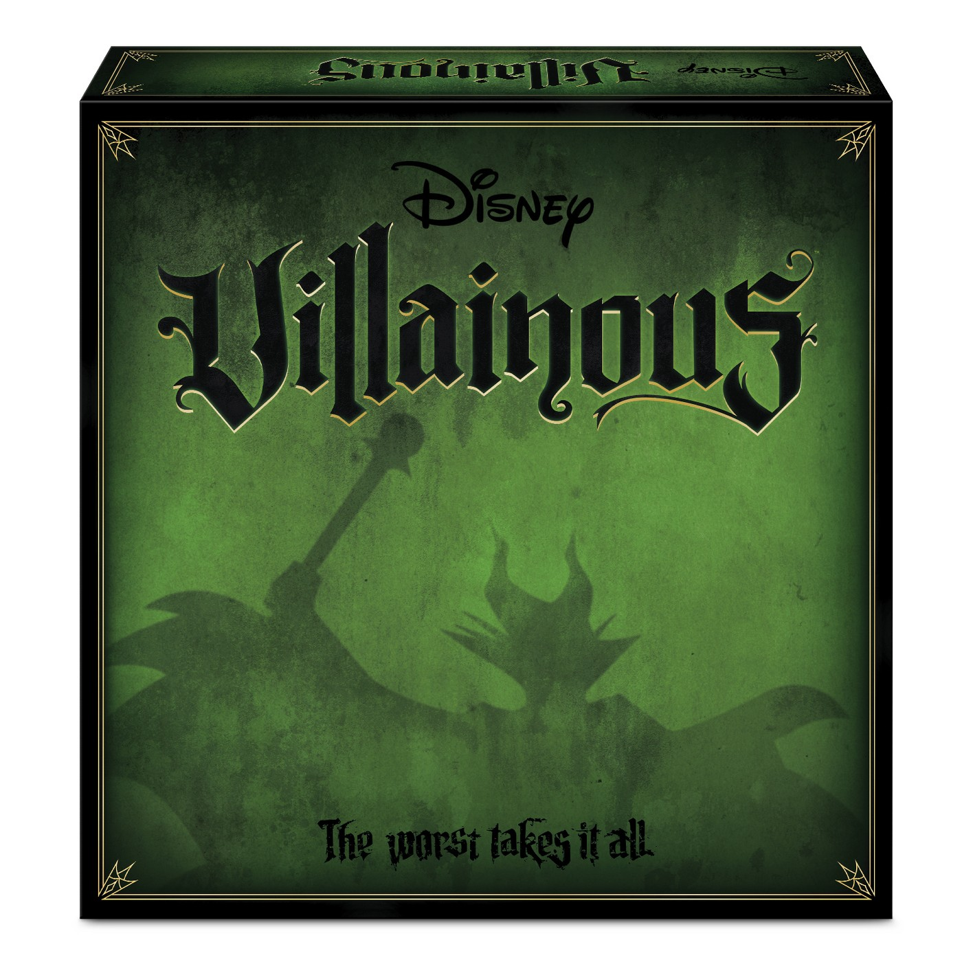 villainous box art