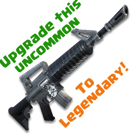 Which Weapon Schematics To Upgrade Fortnite Save The