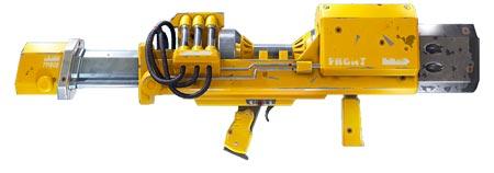 Dam Buster - Legendary Hydraulic Weapon